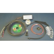 Triumph, BSA Pazon Ignition System 6v Single Cylinder Models +/- Earth