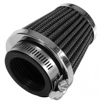 Triumph Classic Motorcycle Conical Air Filter Universal Fits 42mm Inlet Flange