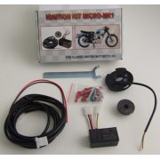 Electronic Ignition System for Classic Motorcycle Complete System UK Supplied
