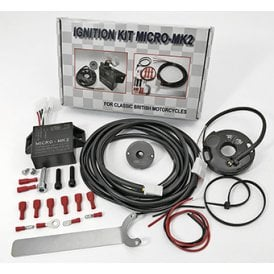 ELECTRONIC IGNITION SYSTEM - MICRO MK2 6 & 12 VOLT SYSTEM