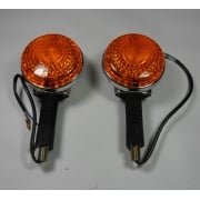 Triumph Indicator Set Complete Matching LH/RH Made in UK Sold as a Pair