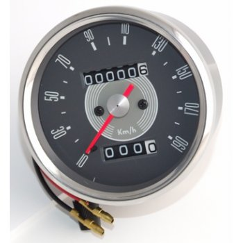 Triumph (KMH) Speedometer for Classic Motorcycle