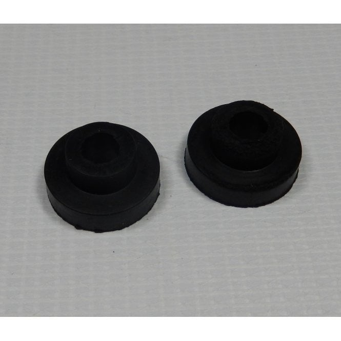 Norton Triumph / Dominator Fuel Tank Rubbers Front (Sold as a Pair)