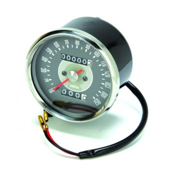 Triumph Speedometer for Classic Motorcycle 0 - 150MPH OEM No 99-0159