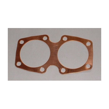 Triumph T100 Cylinder Head Gasket 1965 onwards Solid Copper