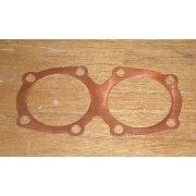 Triumph T100, TR5 Cylinder Head Gasket Solid Copper