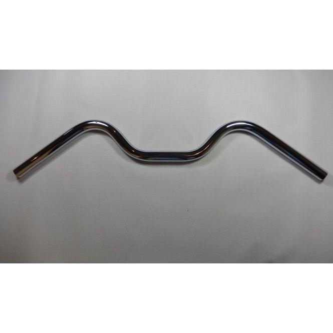 Triumph T100SS, T90 Handlebars Chrome Made in UK OEM No 97-1872 7/8