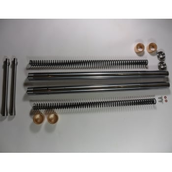 Triumph T120/100SS/TR6 Complete Fork Rebuild Kit Hard Chrome Made in UK