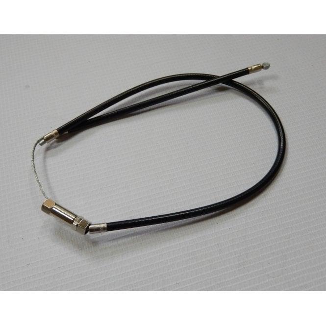 """Triumph T120 / BSA A65 Air & Throttle Cable 23"""" OEM 60-0823, 60-0683, 60-1818"""
