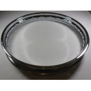 Triumph T120 Stainless Steel Rim Made in England 19x40x1.85