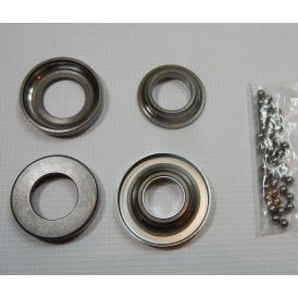 Triumph T120, TR6, T150, T150V Steering Head Bearing Set Complete Made in UK