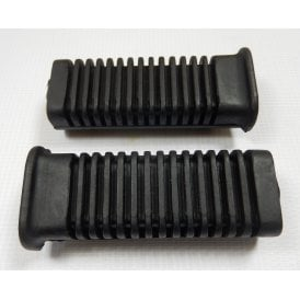 Triumph T140 Footrest Rubbers Sold as a Pair OEM No 83-7256,83-7259
