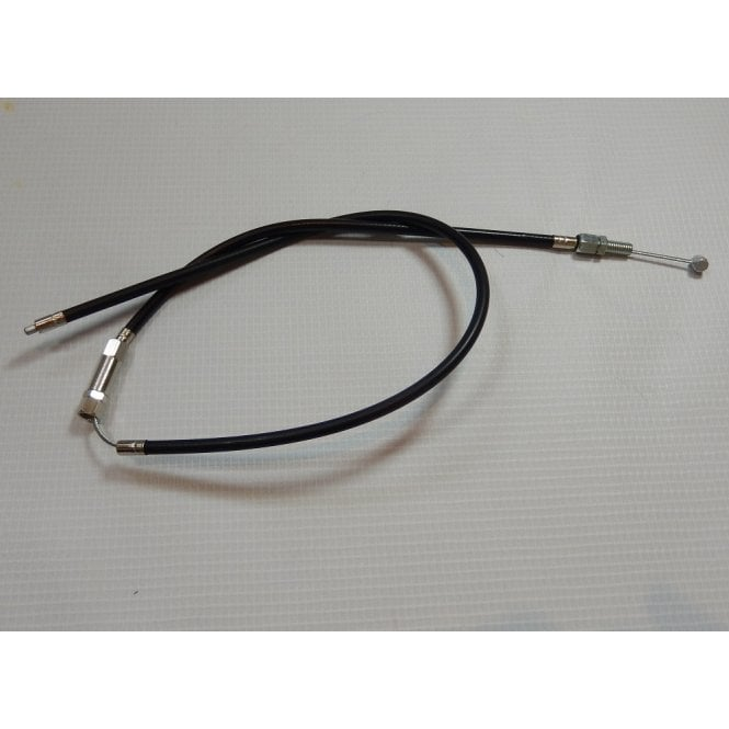 Triumph T140 Long Throttle Cable With Throttle Adjuster & In-line Adjuster OEM 60-7150
