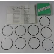 Triumph T140 Std Piston Ring Set Complete (Pair) OEM No 99-3788 Made in UK 75mm