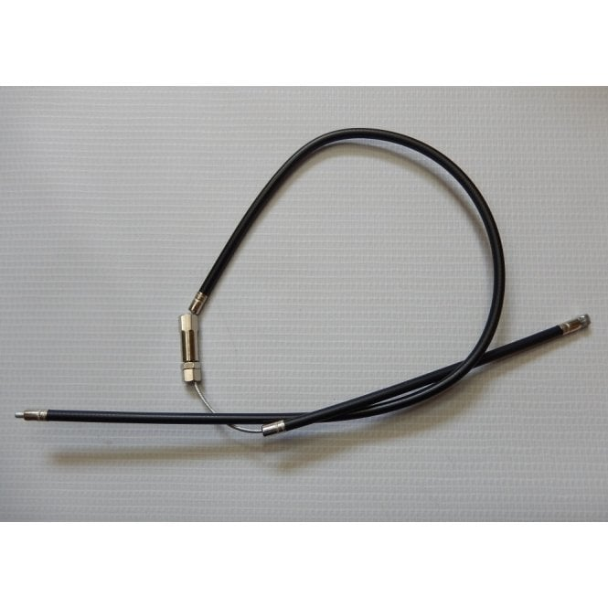 Triumph T140 Throttle Cable OEM No 60-7001 With in-line Adjuster Made in UK