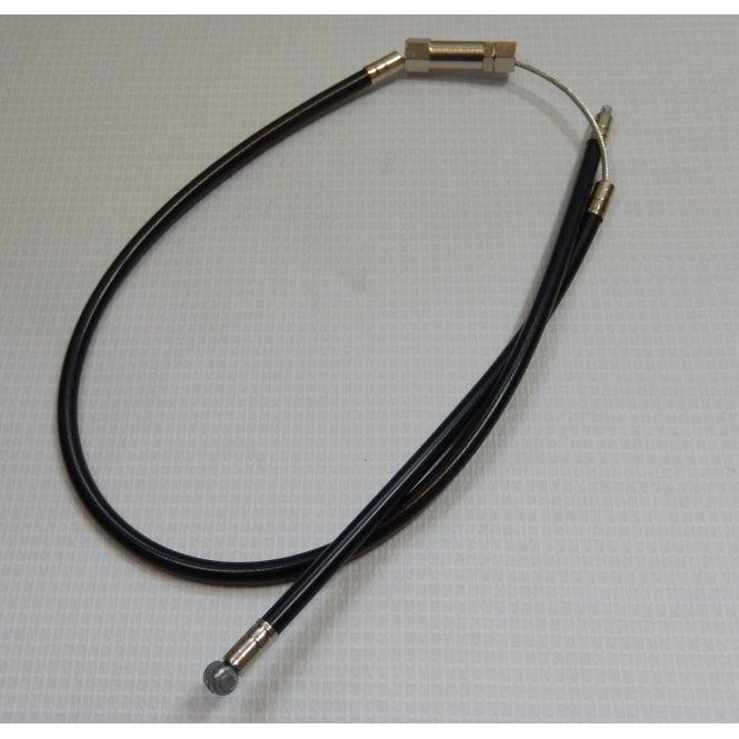 Triumph T140 Throttle Cable Twist Grip to Junction Box 22