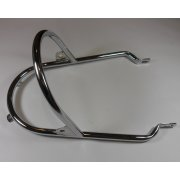 Triumph T140 / TR7 Chrome Grab Rail