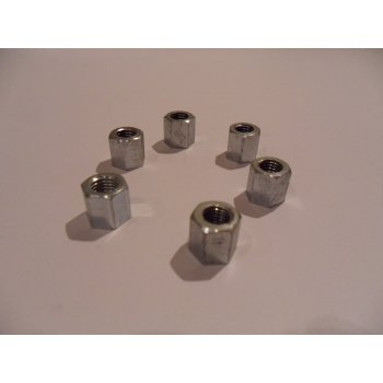 Triumph T140/TR7 Cylinder Base Nuts Set of 6