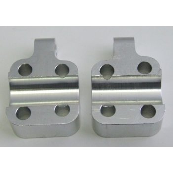 Triumph T140 / TR7/ T160 Fork End Caps CNC Machined Billet Alloy