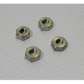 Triumph Tappet Lock Nut Set of 4 OEM No 82-0879 Made in UK