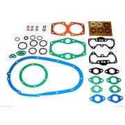 Triumph Tiger 100, T00T Daytona Gasket Set Complete 1970-73 Copper Head Gasket