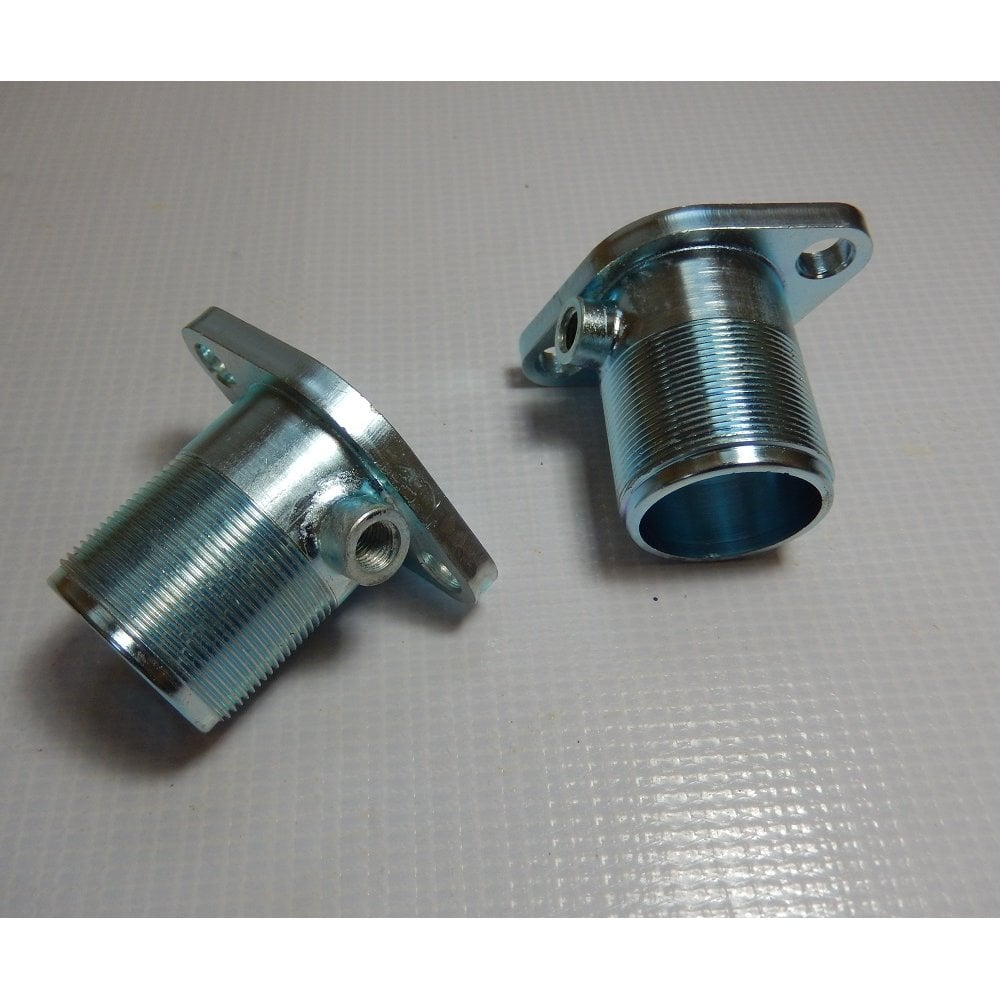 Triumph Ts T120 Carb Adaptors 1963 On Sold As A Pair Uk Made
