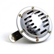 Universal Chrome Horn 12V fits most Classic Motorcycles including Triumph