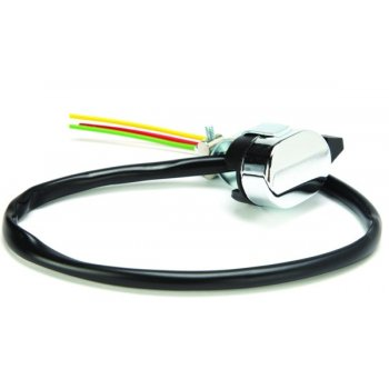 """Universal Indicator Switch for Classic Motorcycle Fits 7/8"""" Handlebars"""