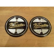 Velocette Tank Badges for Classic Motorcycle