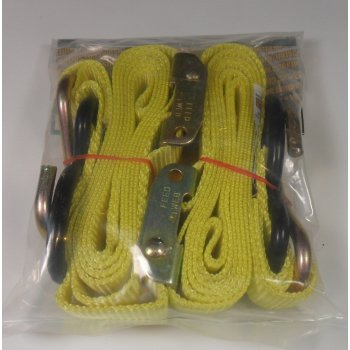"Webbed Straps 1600lb Strength 5ft 6"" L0ng"