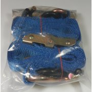 "Webbed Straps Tie Downs 1"" Wide x 5ft 6"" Long"