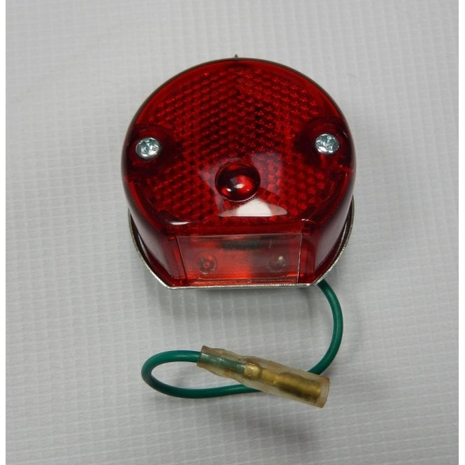 Wipac Classic Motorcycle BSA Bantam D1 Rear Lamp Single Element OEM No S446